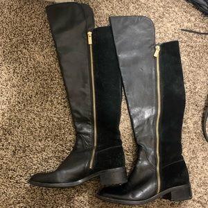 MICHEAL KORS knee high boots